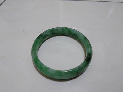 花青色玉手環