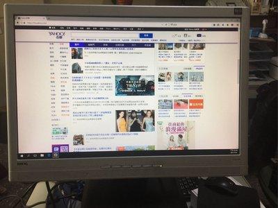 benq 20吋電腦液晶螢幕