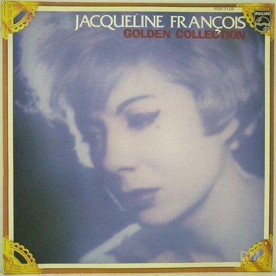 黑膠唱片 Jacqueline Francois - Golden Collection