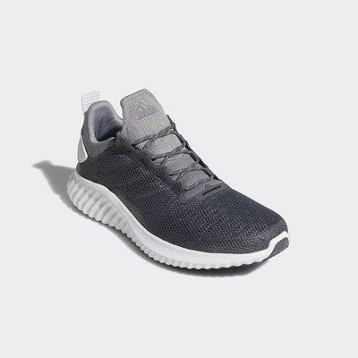 # ADIDAS ALPHABOUNCE CR CC M 灰色 男鞋 運動 休閒 慢跑鞋 透氣 AC8183 YTS