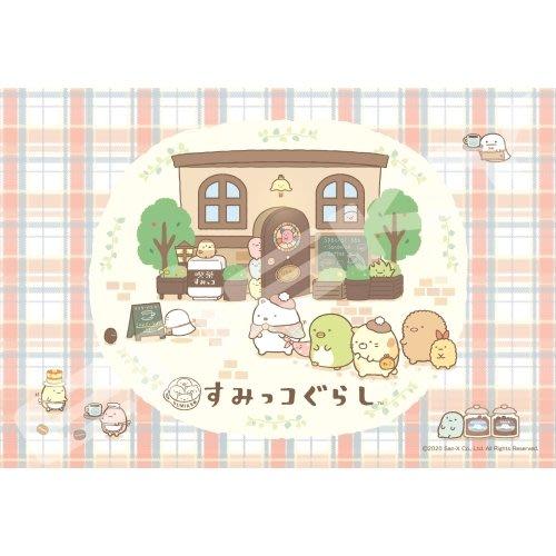 拼圖專賣店 日本進口拼圖 300-1585(300片拼圖 角落生物 歡迎來喫茶)