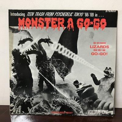 晨雨黑膠【西洋】美版/Monster A Go-Go - Introducing Teen Trash From...