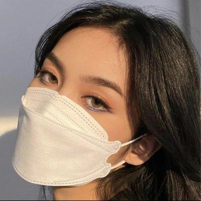 【折扣】kf94口罩3d立體女性夏季薄款透氣男潮款白色防曬防塵kn防護95成人【百宜家】