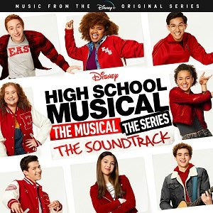 歌舞青春 電視劇原聲帶 High School Musical---8743899