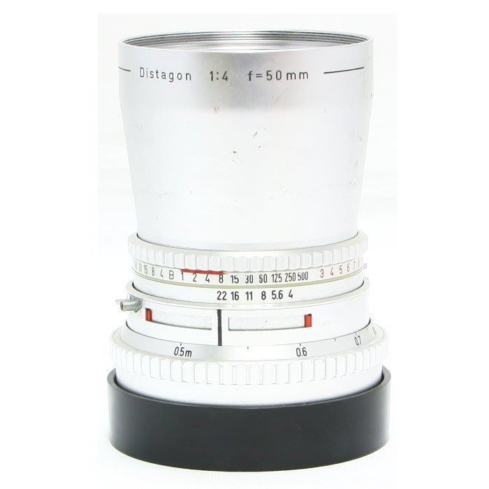 『永佳懷舊』HASSELBLAD Carl Zeiss Distagon 50mm F4 no.5592456 ~中古品