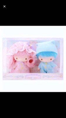 Sanrio 絕版 Little Twin Stars 公仔 套裝一對