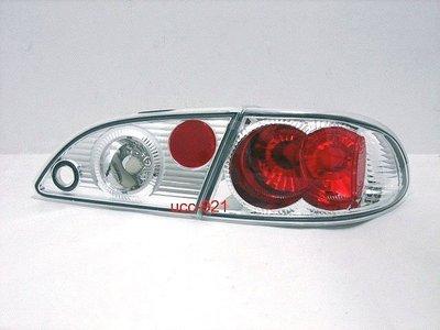 【UCC車趴】TOYOTA 豐田 GOA COROLLA 98 00 99 01  仿IS 晶鑽尾燈
