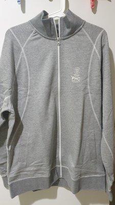 周杰倫 品牌 PHANTACI 灰色外套 薄外套 休閒外套 XL