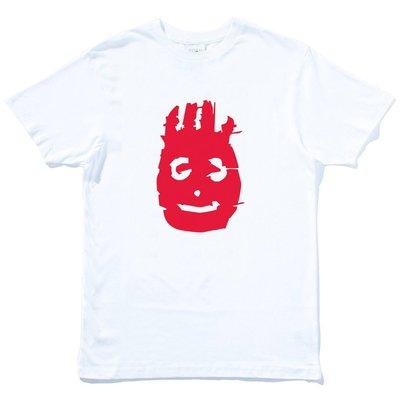 Cast Away Tom Hanks 短袖T恤 白色 浩劫重生 球 湯姆漢克 班服 團體服 活動