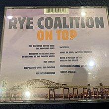 *還有唱片行*RYE COALITION / ON TOP 二手 Y12083