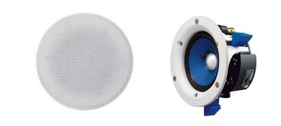 強崧音響 YAMAHA NS-IC600 吸頂喇叭 嵌入式 x 2