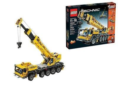 樂高 LEGO 科技系列 42009 MK II 流動起重機
