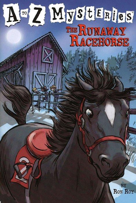 *小貝比的家*THE RUNAWAY RACEHORSE #R/平裝/7~12歲