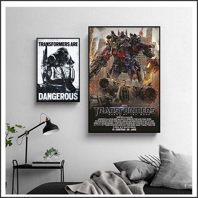 日本製油畫布 電影海報 變形金剛 系列 掛畫 嵌框畫 @Movie PoP 賣場多款海報#