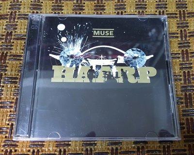 【二手 ◎ 影音新天地】謬思合唱團 毀滅電磁場 演唱會 HAARP CD+DVD《絕版二手CD》