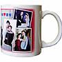客製化影像馬克杯MK01 湯匙杯 變色杯 內彩杯 生日 婚禮 咖啡 全新 瓷杯 畢業禮物 彌月杯 聖誕節禮物 紀念對杯