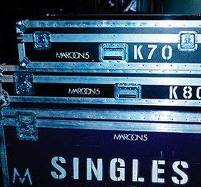 Singles神曲精選/魔力紅 Maroon 5---4754556