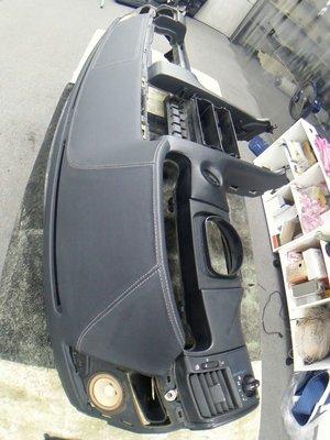 FS神工-BENZ W210儀表板總程...