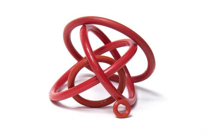 (現貨) O型環組- 共六個O型環 (獨立銷售零件,標準產品配壓力錶組專用)
