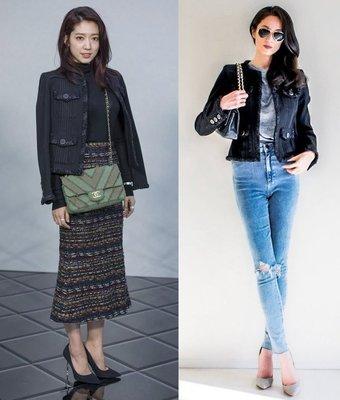 Chanel ❤️ 明星款 口袋外套 36 (38) - 朴信惠