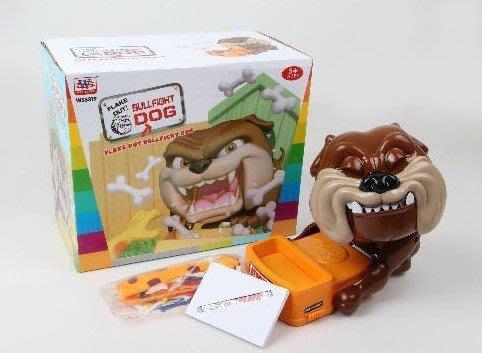 佳佳玩具 ------ 小心 內有惡犬 益智遊戲 瘋狗狗搶骨頭 惡犬 法鬥 偷骨頭 已有現貨【CF130576】