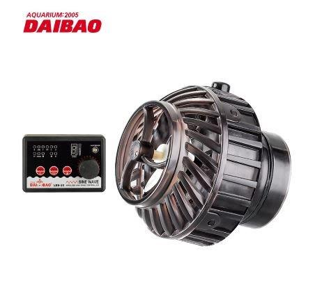 《魚趣館》DAIBAO 超薄型正弦波無線聯動智能造浪馬達CB-30 造浪器