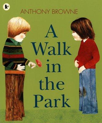 *小貝比的家*A WALK IN THE PARK 【張湘君教授推薦好書】/平裝/3-6歲/世界文化