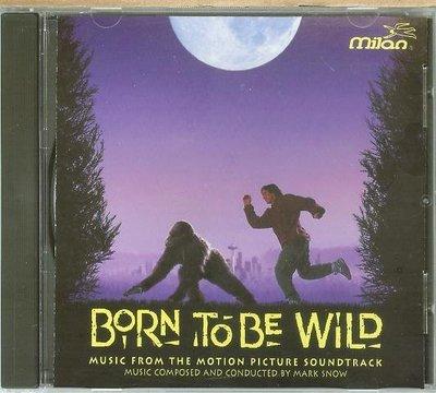 """""""我和我的大猩猩 Born To Be Wild""""- Mark Snow,美版"""