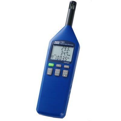 【電子超商】 泰仕 TES-1160 溫度/濕度/大氣壓力計