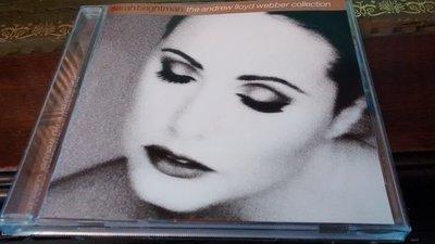 正版CD《莎拉布萊曼》安德烈洛依韋伯名作特選/SARAHBRIGHTMAN THE ANDREW LLOYD WEBBE