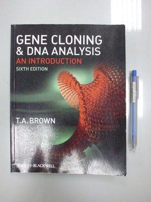 歡迎詢問價錢D6-5☆『Gene Cloning & DNA Analysis:An Introduction 6/e』