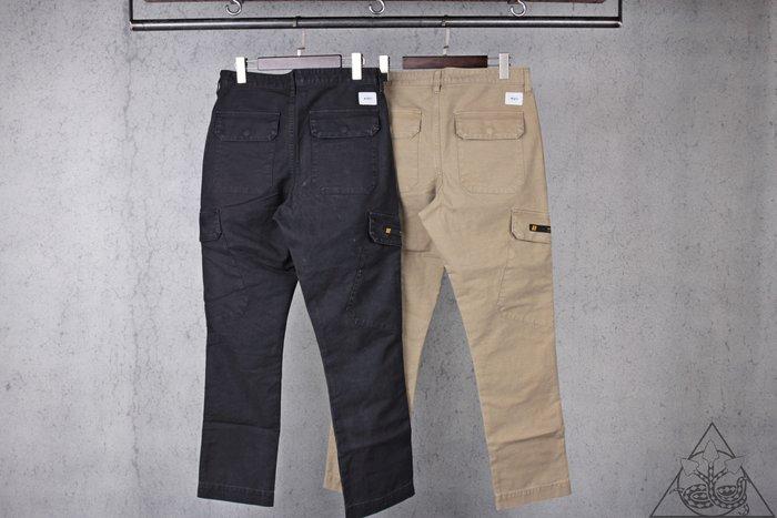 【HYDRA】 Wtaps Jungle Skinny Trousers Cotton 工褲 軍褲 口袋【WTS112】