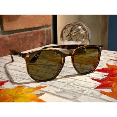 Ray Ban 雷朋 RB4306F 710 73 原廠出貨 原廠售服 墨鏡 太陽眼鏡