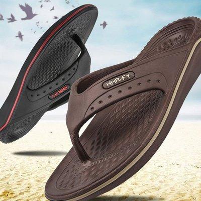 【英爵倫】小貝人字拖slippers沙灘人字拖men男士人字拖 大尺碼男鞋 大碼休閒鞋
