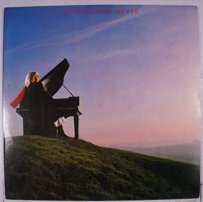 《二手美版黑膠》Christine McVie 收錄 Got A Hold On Me
