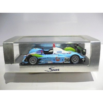 SPARK 1/43 COURAGE C65 FORD PBR LM 2005 2nd LMP2 CLASS #36 (90134)