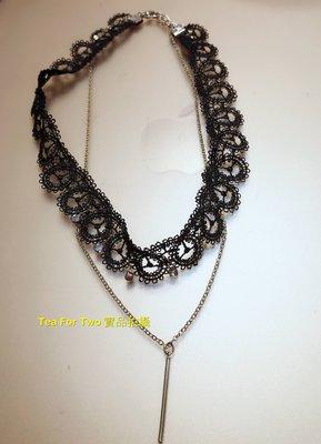 LUCY正品(現貨)~美麗時尚雙層頸鍊