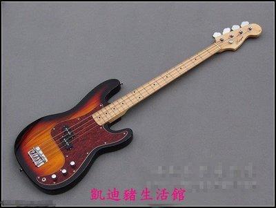 【凱迪豬生活館】21品 電貝司 電貝斯 Precision bass 多色可選KTZ-200899