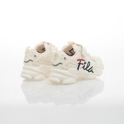 Tu.DOS FILA SKIPPER SCRIPT KD F5-1355-925 中童鞋