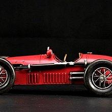 經典红色法拉利500F2超级跑車模型家居客廳咖啡廳装飾品擺件*Vesta 維斯塔*