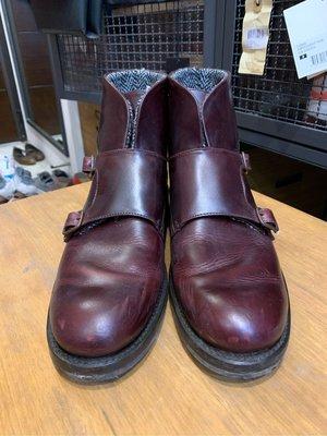 wolverine 1000 mile 高筒靴 7.5D