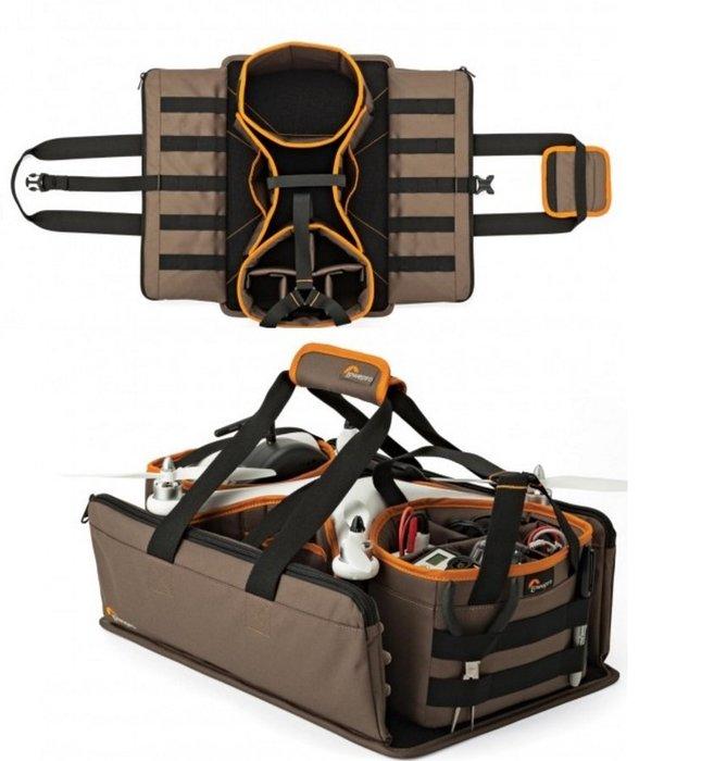 【日產旗艦】Lowepro 羅普 飛翔家 DroneGuard kit 空拍機 收納包 專用包 飛機包 立福公司貨