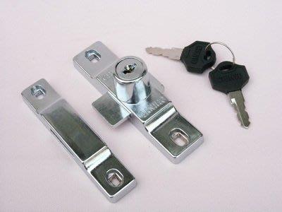 鋁門鎖 265A固展窗 專用鎖 一般鑰匙 固展鋁窗專用鎖