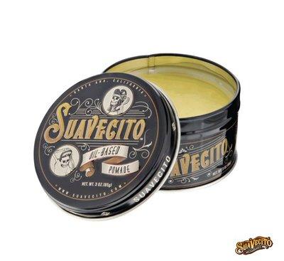 GOODFORIT/ 【特價】加州 Suavecito Oil Based Pomade 古龍水油性髮油