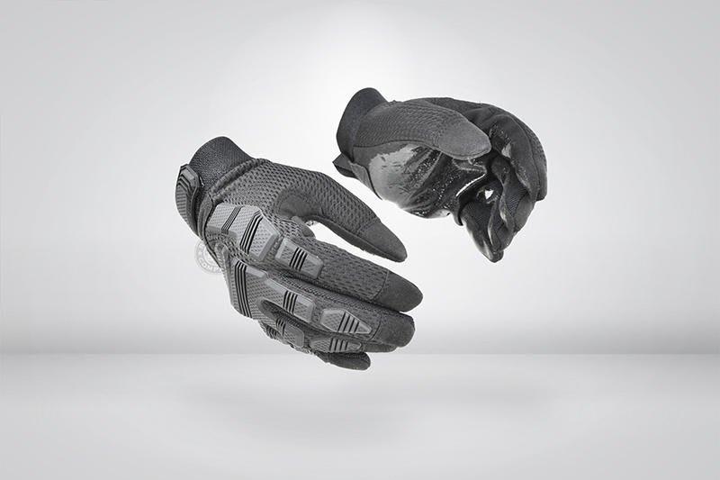 台南 武星級 BE3 防滑 戰術 手套 黑 ( 全指 防滑 射擊 重機 機車 單車 腳踏車 騎士 工作 防風 防護 健身