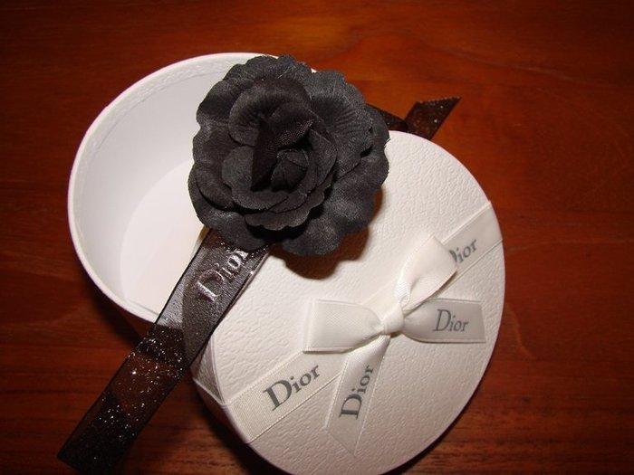 【∮魔法時光∮】Dior迪奧 CD 花朵晚宴緞帶/手鍊+卡片 含專屬蝴蝶結禮盒  限量商品 已絕版