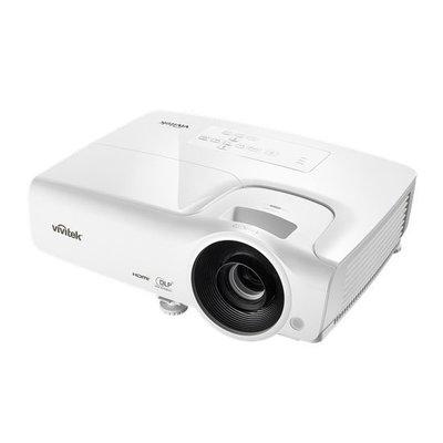 【全新含稅附發票】VIVITEK SVGA/3500ANSI 高亮度投影機 ( DS262 )