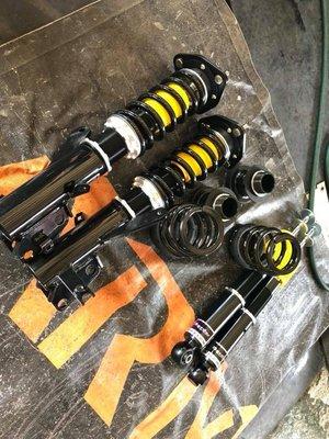 『通信販售』BORDER 避震器 ALTIS WISH CAMRY VIOS YARIS PRIUS FT86 豐田