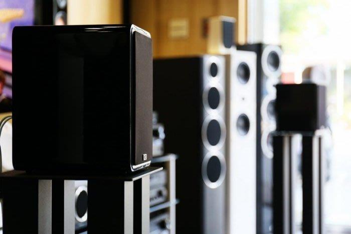 【林口豪韻專業音響】德國 HECO Music Colors 100 書架型喇叭 鋼烤黑 全新品庫存出清優惠
