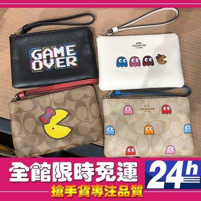 COACH 73399 73390 75594 手拿包 手腕包 可放蘋果plus 牛皮材質,超實用款超美